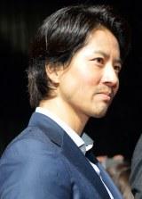 映画『テラフォーマーズ』完成披露舞台あいさつに出席したケイン・コスギ (C)ORICON NewS inc.