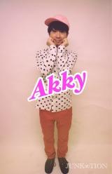 JUNK∞TION Akky=広田陽