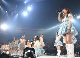 SKE48全体のキャプテンに任命された斉藤真木子(右端)(C)AKS