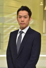 日本テレビ系ニュース番組『NEWS ZERO』で月1回程度、キャスターとして出演する高橋大輔 (C)日本テレビ
