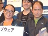 同期のオリエンタルラジオに感服している様子だったトレンディエンジェル(左から)たかし、斎藤司 (C)ORICON NewS inc.
