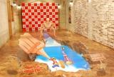 『トリックフォト in 東京ワンピースタワー』PRイベントに出席したとにかく明るい安村 (C)尾田栄一郎/集英社・フジテレビ・東映アニメーション (C)Amusequest Tokyo Tower LLP (C)ORICON NewS inc.