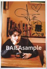 =2PM・Jun K.=女性ファッション誌『BAILA』(集英社)5月号で実施される写真プレゼント企画のサンプル画像(撮影/柴田文子)