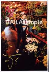 =2PM・ウヨン=女性ファッション誌『BAILA』(集英社)5月号で実施される写真プレゼント企画のサンプル画像(撮影/柴田文子)