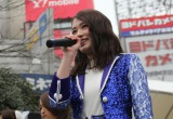 6月でのグループ卒業を発表したSUPER☆GiRLSの勝田梨乃