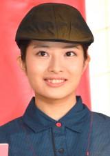 日本マクドナルド『クルーになろう。キャンペーン』発表会に出席したAKB48の行天優莉奈 (C)ORICON NewS inc.