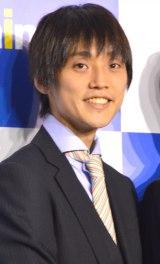 『アニメイト30周年プロジェクト』記者会見に出席した吉田尚記アナウンサー (C)ORICON NewS inc.