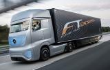メルセデス・ベンツの「Future Truck 2025」