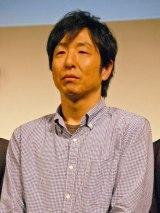 WOWOWで4月2日に放送される『ドラマW この街の命に』完成披露試写会に出席した黒田大輔 (C)ORICON NewS inc.