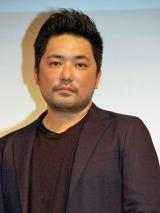 WOWOWで4月2日に放送される『ドラマW この街の命に』完成披露試写会に出席した篠原篤 (C)ORICON NewS inc.