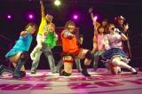 女子プロレス団体・スターダムが新生メンバーで歌謡ショー (C)ORICON NewS inc.