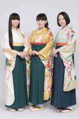 昨年デビュー10周年を迎えたPerfume(左から)かしゆか、あ〜ちゃん、のっち(写真:草刈雅之)