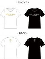 HIDE & SEEKオリジナルTシャツ