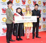(左から)羽田圭介氏、渡辺直美、藤田ニコル、EXILE・MAKIDAI (C)ORICON NewS inc.