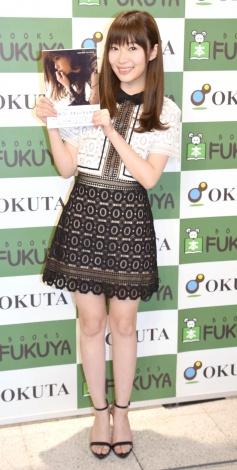 写真集『スキャンダル中毒』の発売記念イベントを行った指原莉乃 (C)ORICON NewS inc.