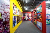 台湾で開催されている蜷川実花の個展より