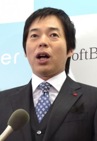 『Pepperだらけの携帯ショップ』オープニングセレモニーに出席した今田耕司 (C)ORICON NewS inc.
