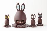 「コンパーテス ショコラティエ」国内初のイースター商品『バニーエッグ』