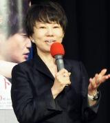 NHKドラマ『コントレール 罪と恋』試写会に出席した大石静氏 (C)ORICON NewS inc.