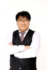 TBS系『白熱ライブ ビビット』月曜レギュラーのカンニング竹山