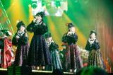 ももいろクローバーZの福岡 ヤフオク!ドーム公演初日より Photo by YOSUKE KAMIYAMA