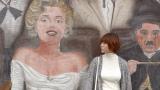 NHK・BSプレミアム『アナザーストーリーズ 運命の分岐点』真木よう子がロサンゼルスで取材したスペシャル番組「マリリン・モンロー たった一人の反逆」 3月26日放送(C)NHK