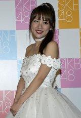 卒業コンサート後、AKB48で活動した10年間を振り返った高橋みなみ(撮影:鈴木かずなり) (C)ORICON NewS inc.