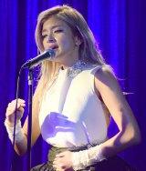 ファンイベント『SPECIAL BIRTHDAY OPERA LIVE FOR ROLA'S FAN CLUB』を開催したローラ (C)ORICON NewS inc.