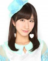 卒業を発表したAKB48石田晴香(C)AKS