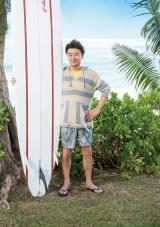 JTBのテレビCMでハワイ旅を満喫した桑田佳祐