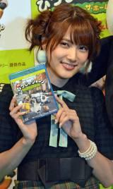 AKB48・入山杏奈 (C)ORICON NewS inc.