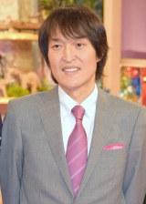 『世界の村で発見!こんなところに日本人』の取材会に出席した千原ジュニア (C)ORICON NewS inc.