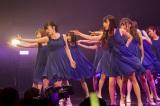NMB48が山本彩センターの新曲を初披露(C)NMB48