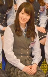 『NOGIBINGO!6』収録後囲み取材に出席した乃木坂46の高山一実 (C)ORICON NewS inc.