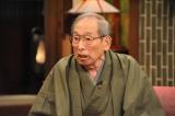 90歳で初の著書『草や木のように生きられたら』(ヨシモトブックス)を出版した笑福亭松之助(C)関西テレビ