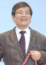 『auのほけん・ローン』のサービス記念イベントに出席した森永卓郎 (C)ORICON NewS inc.