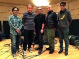26年ぶりにオリジナルメンバーでレコーディングしたパール兄弟。Eテレ『Let's 天才てれびくん』の新エンディング曲を提供(C)NHK