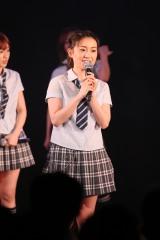 大島優子=『チームK 2期生10周年記念特別公演』(4月1日=AKB48劇場) (C)AKS