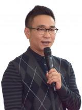 フジテレビ系ドラマ『早子先生、結婚するって本当ですか?』制作発表会見に出席した八嶋智人 (C)ORICON NewS inc.