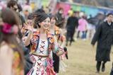 HKT48 7thシングル「74億分の1の君へ」でセンターを務める兒玉遥(C)AKS