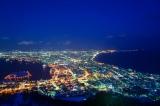 春ドライブにおすすめ! 夜景の美しさが有名な「函館山」