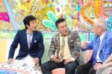 野村氏は長嶋茂雄氏の秘話を語る(C)テレビ朝日