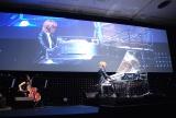ピアノ演奏を披露したYOSHIKI=『新経済サミット2016』 (C)ORICON NewS inc.