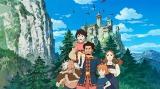 NHK・Eテレで4月8日から放送されるアニメ『山賊の娘ローニャ』が『第4回国際エミー賞・キッズアワード/アニメーション部門』で最優秀作品賞を受賞(C) NHK・NEP・Dwango, licensed by Saltkrakan AB, The Astrid