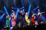 若大将&ももクロが「ゼェーット!」Photo by 築地孝典、折井康弘、石本一人旅