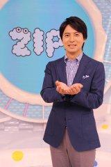 桝太一 (C)日本テレビ