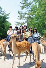 最新写真集を発売する私立恵比寿中学(C) Kayo Ume /小学館・週刊ビッグコミックスピリッツ