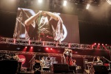 『Coca-Cola presents unBORDE 5th Anniversary Fes 2016』に出演したパスピエ Photo:橋本塁/鳥居洋介