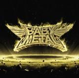 BABYMETALの2ndアルバム『METAL RESISTANCE』海外盤ジャケット
