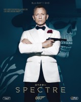 『007 スペクター2枚組ブルーレイ&DVD〔初回生産限定〕』が週間BDランキング総合1位